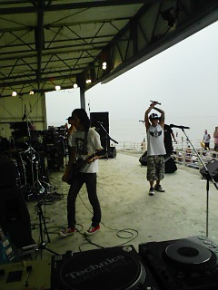 江ノ島ライブ